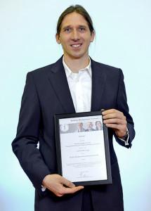 Thomas Georgi, Universitätsklinikum Leipzig AöR, Sustainability Award for