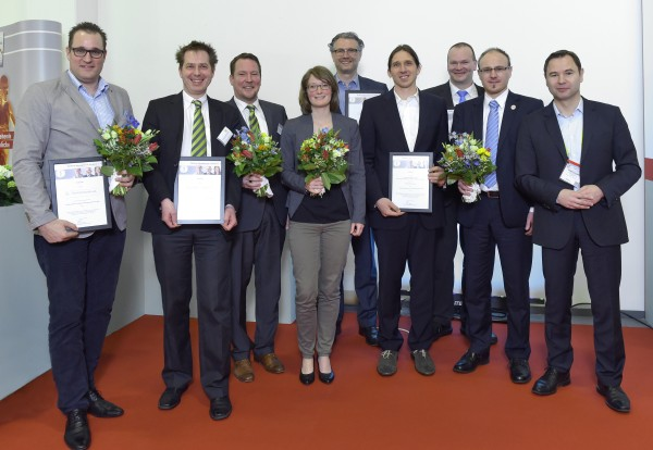 Medizin-Management-Preis - Gewinner 2016