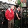 In den Eingeweiden: Besichtigung des Maschinenraums