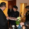 Abseits der normalen Hotelpfade wurden die Gäste auch mit exklusiven kulinarischen Kreationen unterhalten.