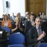 Das Publikum setzt sich aus allen Sektoren des Gesundheitswesens zusammen.