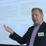 Thom Rasche von Earlybird Venture Capital erläutert den Weg zum Venture Capital.