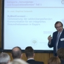 Dr. med. Siegfried Jedamzik, 1. Vorsitzender von GO IN, stellt das Projekt ByMedConnect vor.