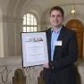 Auf Platz 3: Dr. med. Lars Kurch vom Universitätsklinikum Leipzig.