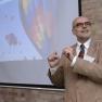Prof. Dr. Norbert Graf, Direktor der Klinik für Pädiatrische Onkologie und Hämatologie des Universitätsklinikum des Saarlandes, stellt das Projekt STaRC vor.