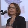 """Dr. Mirjam Körner von der Albert-Ludwig-Universität Freiburg präsentiert das Projekt """"PATENT""""."""