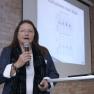 Dr. Petra Ursula Dlugosch von der LWL-Klinik Dortmund stellt die Zentren für Altersmedizin vor.