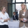"Friederike Rieg referiert zum Projekt ""Babylotse ambulant""."