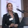 Sabrina Klein, xonion GmbH, stellt die mobile digitale Patientenakte für iPad, iPhone und iPod vor.
