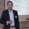Markus Bönig stellt die elektronische Medikationskarte (eMK) vor.