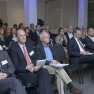 Im Publikum: unterschiedliche Akteure des Gesundheitswesens.