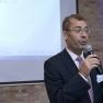 Moderator Dr. Felix Cornelius von der SPREEUFER Consult GmbH.