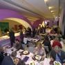 Abendliches Networking-Dinner im benachbarten Hotel Nhow.