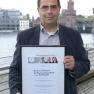 Den dritten Platz belegte das Berliner Netzwerk für psychische Gesundheit am Arbeitsplatz der Stiftung Pinel.