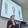 Nicolas Weber, Geschäftsführer der medneo GmbH, erläutert die Dienstleistung seiner Firma: Radiology as a service.