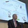 Dr. Christian Krey stellt ESYSTA vor – die innovative eHealth-Plattform für insulinpflichtige Diabetes-Patienten.