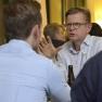 Am Abend gibt es im Rahmen des Networking-Dinners zahlreiche Möglichkeiten, weitere Erfahrungen auszutauschen und Kontakte zu knüpfen.
