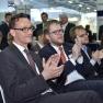 Die Teilnehmer des Innovationskonvents erwarten gespannt die Verkündung der Preisträger.