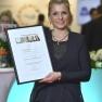 Für das Vernetzungsmodell Doc. Verena nahm Klinikleiterin Carola Scheidling den Publikumspreis entgegen.