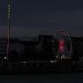 22 Uhr ist es, als wir wieder in der Hafencity anlanden.