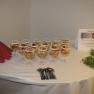 Buffet beim Medizin-Management-Symposium