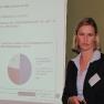 Petra Schubert stellte aktuelle Studien-Ergebnisse zur Attraktivität von Kliniken als Arbeitgeber vor.