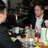 Das gemeinsame Abendessen diente auch dem Networking unter den Teilnehmern.