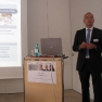 Dr. Jens Härtel von Arvato Services referierte über Patient Relationship Management