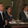 Das Publikum stammte aus den Bereichen Praxis, Klinik und Kommunikation.