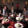 Beim anschließenden Essen konnte die Diskussion fortgeführt werden