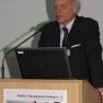 Walter Plassmann, Stellvertretender Vorsitzender der Kassenärztlichen Vereinigung Hamburg hieß die Teilnehmer willkommen.