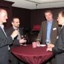 Die Gäste diskutierten auch nach dem Vortrag über die Personalmisere