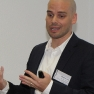 Zum Abschluss berichteten zwei Referenten zum Heranwachsen professioneller Inseln in Facebook: Jürgen Sorg, Social-Media-Experte von der ADWH – Akademie Digitale Wirtschaft Hamburg...