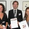 Zweitplatzierte wurde das Team derM arseille-Kliniken AG für das Projekt MeinGesundheitsbuch.de.