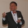 Schirmherr Prof. Dr. Heinz Riesenhuber spricht zum Thema