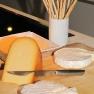 Um den Weingenuss abzurunden, wurde edler Käse gereicht.