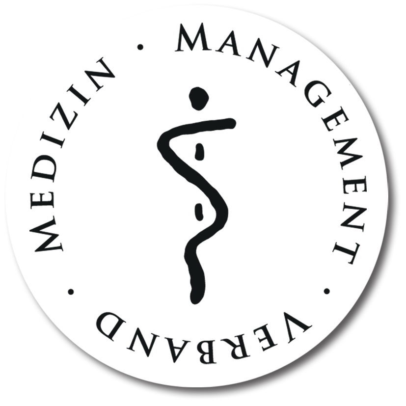 Logo des Medizin-Management-Verbands
